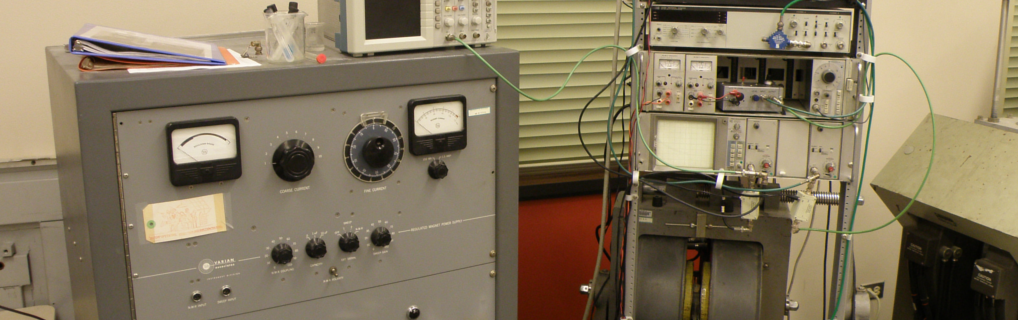 Continuous Wave NMR